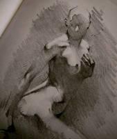 Figure Drawing by AaronGriffinArt