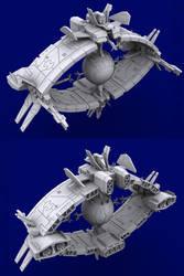 Odyssey Clay Render by JamesMargerum
