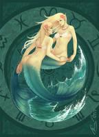 zodiac : pisces by ThuyLTran
