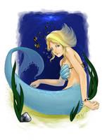 mermaid by ThuyLTran