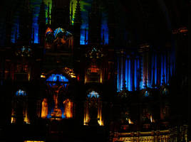 Notre Dame Montreal by rustymermaid