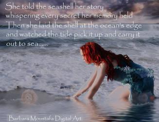 Seashell secrets by rustymermaid