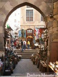 Cairo Alley by rustymermaid