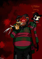 One night with Freddy's FazKrueger by Jupony
