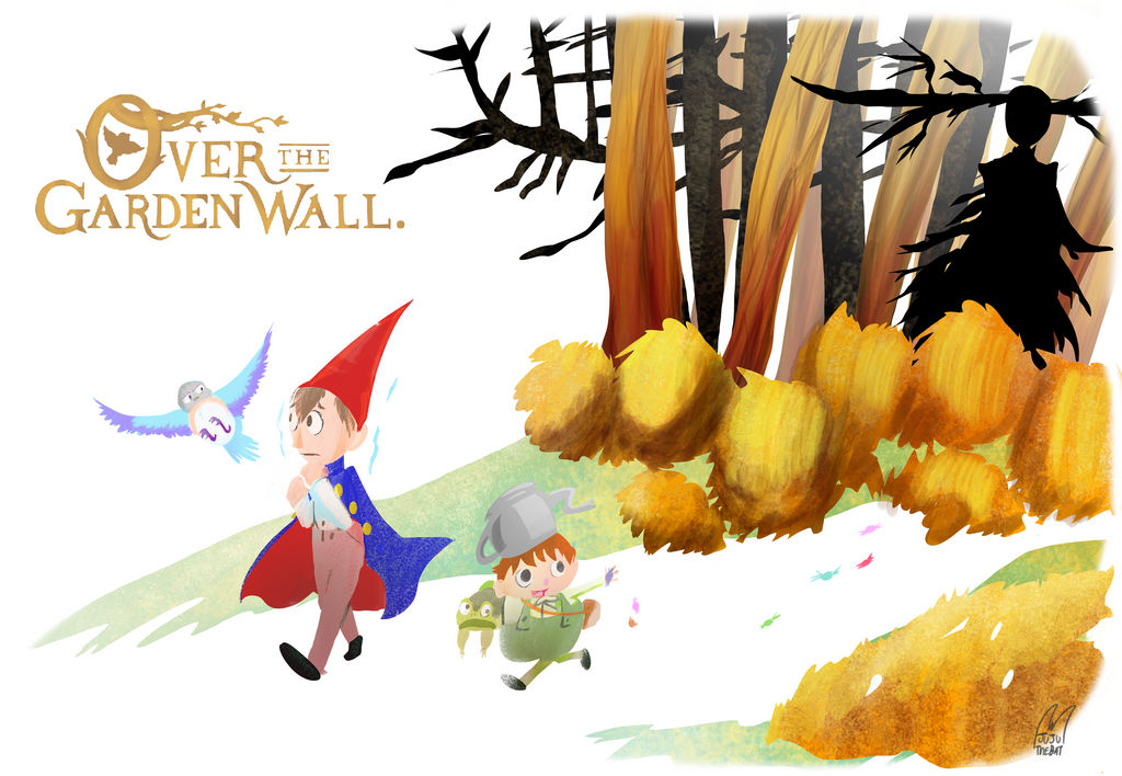 ~ Over the garden wall ~ by Jupony