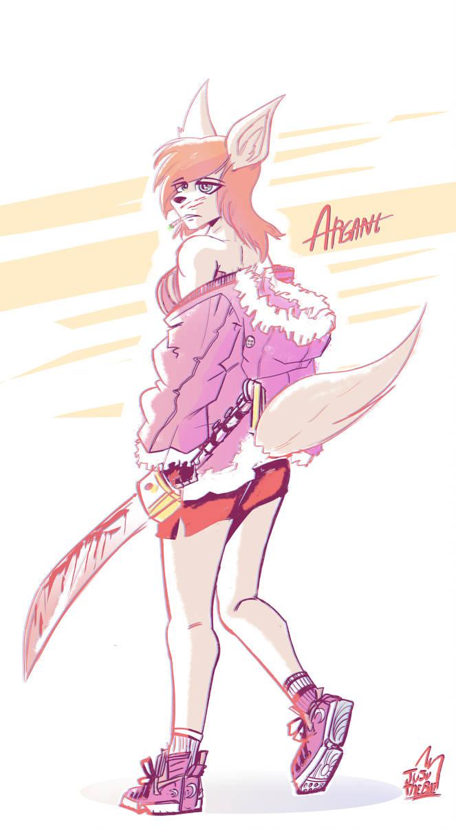Argant by Jupony