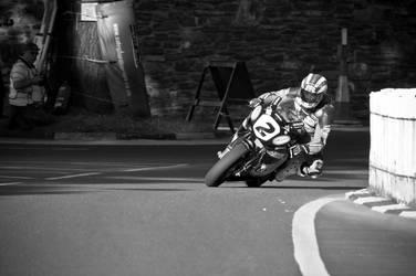 TT 2009 - John McGuinness by Northline
