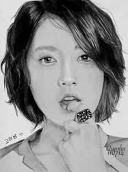 Park Shin Hye 110714 by Quasha