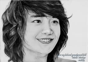 Choi Minho 110824 by Quasha