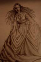 Medieval witch by nightfallrose