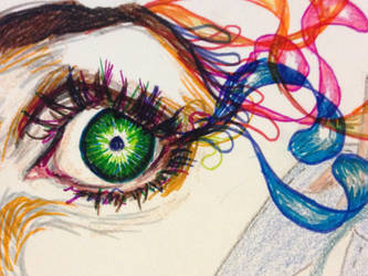 eyes to see with by MeggaSweetSmiles