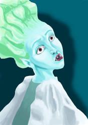 Suprised Elf by MeggaSweetSmiles