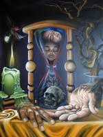 Maldito Tiempo by Chokoart2