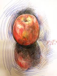 Apple by Cooooookies
