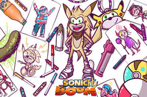 Sonicboomchronicles by CWCHC