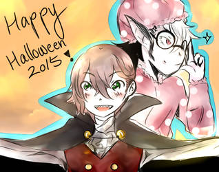 Happy Halloween!!! by angiecake66