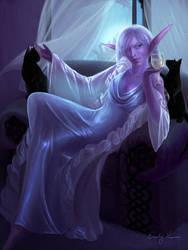 Moonlight by Silkspinner