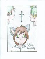 A Hero's Journey by Pointsettia