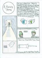 A Hero's Journey pg.1 by Pointsettia