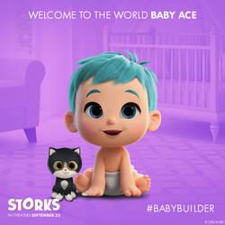 Baby Ace by blueace1986