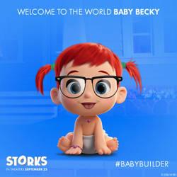 Baby Becky by blueace1986