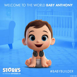 Baby anthony by blueace1986