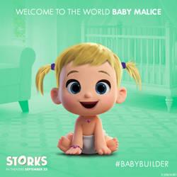 Baby Malice by blueace1986
