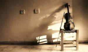 Violin .. by ledo4life
