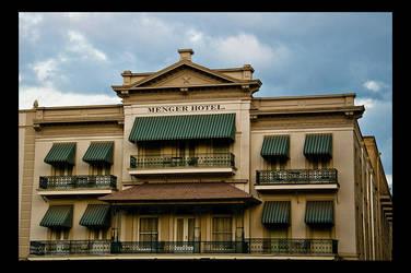Menger Hotel by darkernights