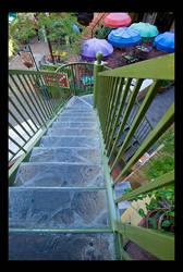 Some Stairs by darkernights