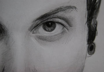 Frank's eye by itmeansalotofyou