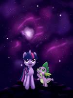 Star Gazing by Meroni