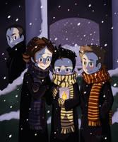 A Job at Hogwarts by Meroni