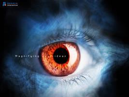 the eye by metalraj