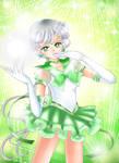[FA] Sailor Star Healer by oujimishima