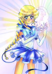 [CONTEST] Sailor White Dragon by oujimishima