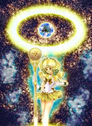 [OC] Sailor Flora by oujimishima