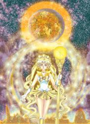[OC] Sailor Gharadhara by oujimishima