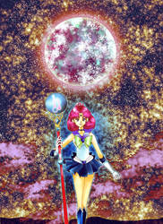[OC] Sailor Harmonia by oujimishima