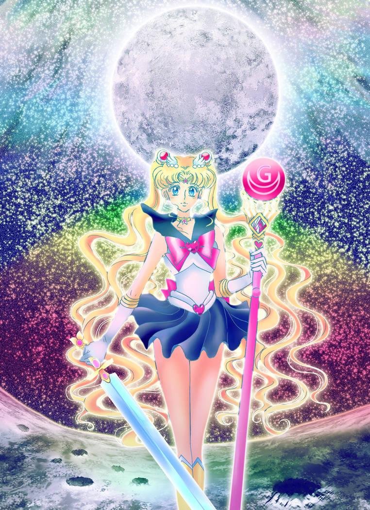 Sailor Gabriel by oujimishima