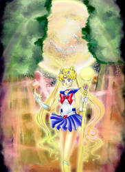Sailor Crocale by oujimishima