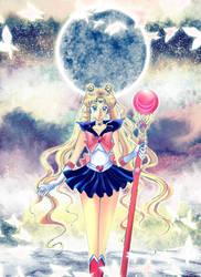 Sailor Langia by oujimishima
