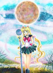 Sailor Phiale by oujimishima