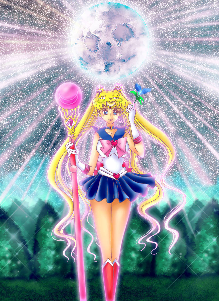 Sailor Psekas by oujimishima