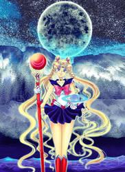 Sailor Rhanis by oujimishima