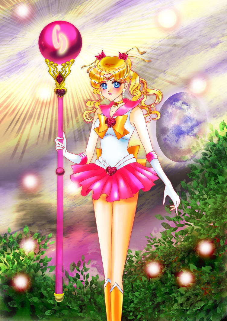 Sailor Gault by oujimishima