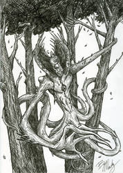 Wildvine Ink by kjmarch