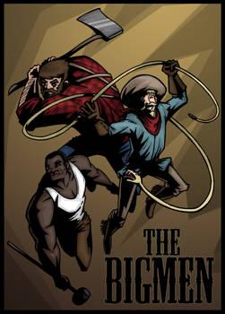 The Bigmen by kjmarch