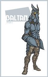Baltan by kjmarch