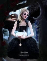 Dark Alice by Jezzy-Art